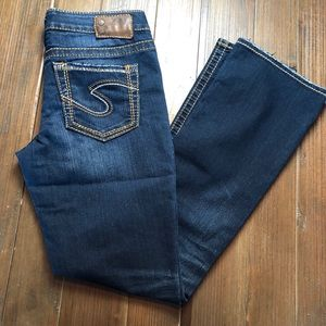 Silver Jeans co Aiko Bootcut Jeans 28/31